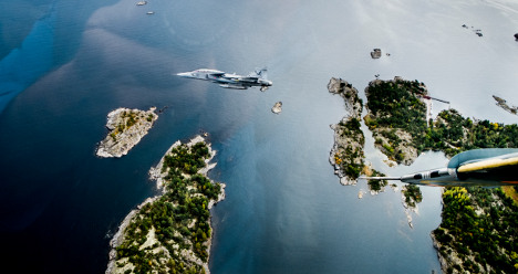 Saab offers Gripen lease to Malaysia