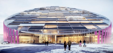 Swedes win bid to build new Statoil offices