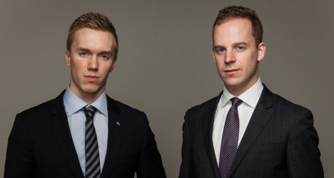 Young Sweden Dems in 'ultra-nationalist' tie-up