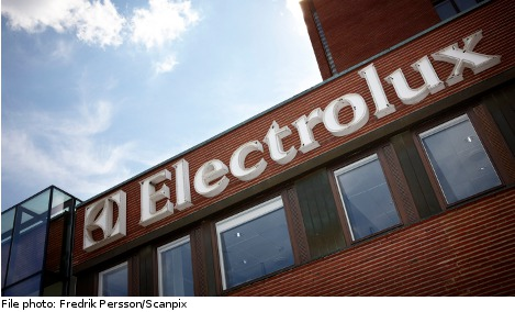 Electrolux makes deal to save 1,200 Italian jobs