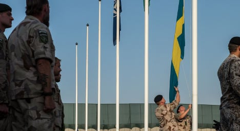 Five misconceptions about Swedish soldiers