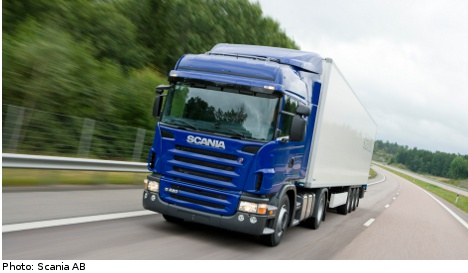 Volkswagen gets shares to take over Scania
