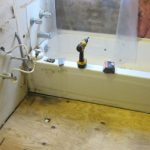 Man waterboarded after botched renovation