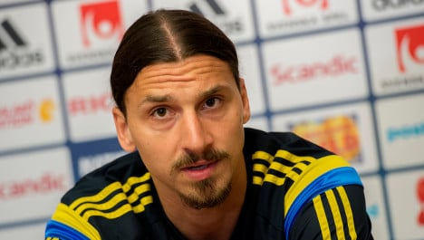 Zlatan worried about the future of team Sweden