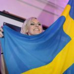 Sanna Nielsen is the bookmakers' favourite to win Eurovision and clinch a second title for Sweden in three years. Photo: Janerik Henriksson / TT
