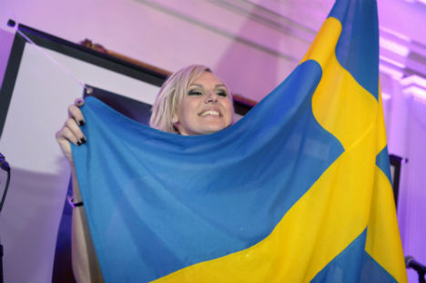 In Pictures: Eurovision 2014