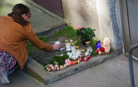 Death of 8-year-old girl in Karlskrona