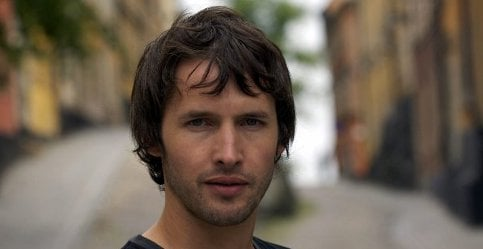 James Blunt set to sing along with Swedes