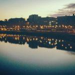 This one was taken by regular reader Josephine at 2.45 am in central Stockholm. The sun hardly sets in this city. Good luck getting any sleep.