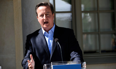 'We talked policy, not people': Cameron