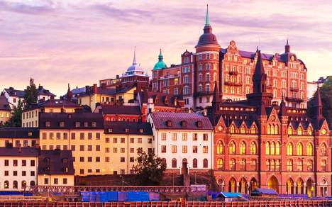 Introducing... Housing in Stockholm