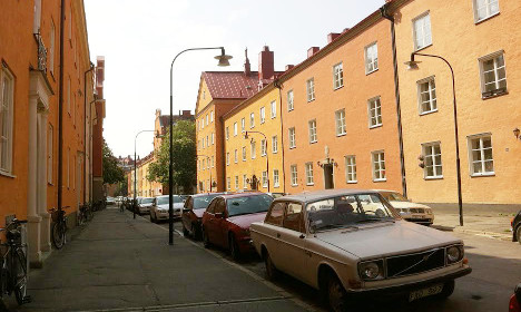 Report touts solution to Stockholm housing crisis