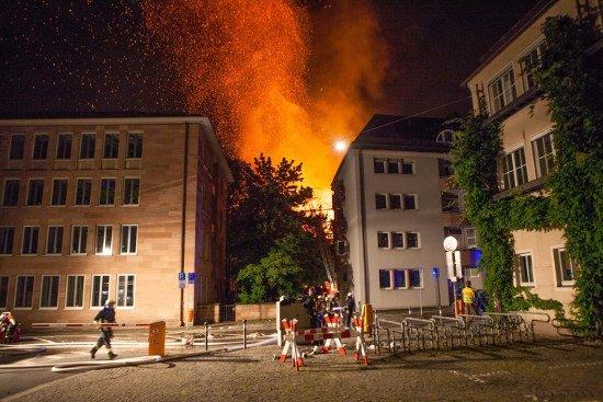 IN PICTURES: Sweden battles historic wildfire outbreak