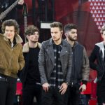 And here's who they are waiting to see: Harry Styles, Louis Tomlinson, Liam Payne, Zayn Malik and Niall Horan better known as One Direction. Photo: Charles Sykes/AP