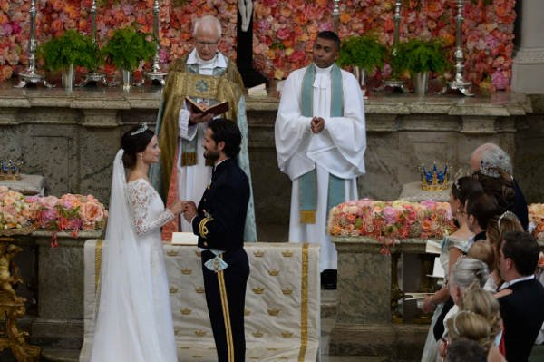 IN PICTURES: Prince Carl Philip and Sofia Hellqvist