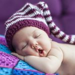 """The word for purple (lila) is rather close to the word for little (lilla), recounts @taylormsnow on Twitter. She still hasn't lived down the time she pointed to the """"cute purple boy"""". Photo: Shutterstock"""