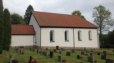 Middle Age art stolen from Swedish church