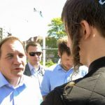 Löfven: Israel has the right to defend itself