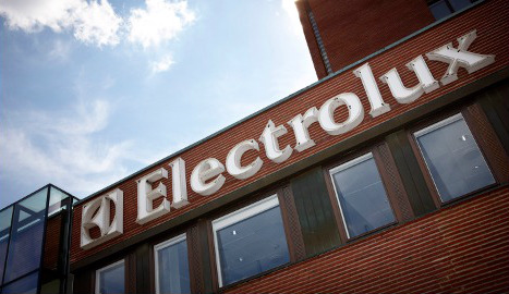 Electrolux blames World Cup for sales dip