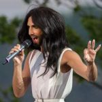 In Pictures: Conchita Wurst in Stockholm
