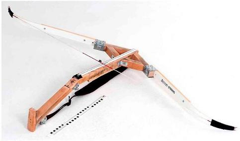 Swede builds crossbow to fight vampires