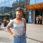 """Luisa, 24, singles out Louie Louie on Södermalm. """"It's a quiet place to study and read,"""" she explains. """"And on weekends they have a really good vegetarian brunch.""""   Getting there: Bondegatan 13.  Nearest metro: Medborgarplatsen"""