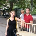 """Sarah, 32, thinks Café Birger is """"great"""". """"Last time I went there I had a delicious Västerbotten pie. I also like that they have some tables in front of the park which is good for the kids.""""     Getting there: Birger Jarlsgatan.  Nearest metro: Rådmansgatan/Tekniska Högskolan"""