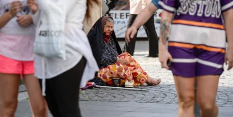 Swedish politician proposes ban on begging
