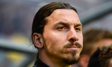 Zlatan surprises disabled team with trip to Brazil
