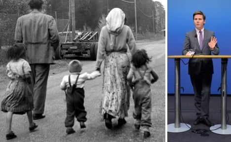 Sweden remembers Roma holocaust