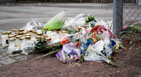 Second teen held after boy murdered in Malmö