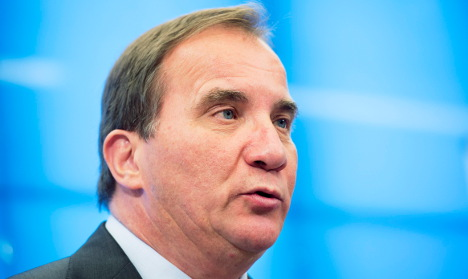 Löfven promises jobs to 50,000 young Swedes
