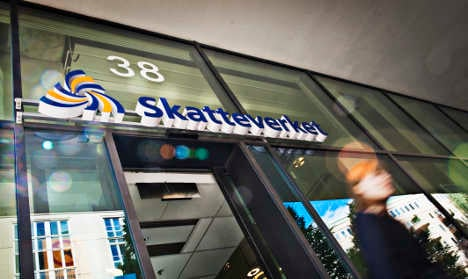 Swedish tax agency warns of scam emails