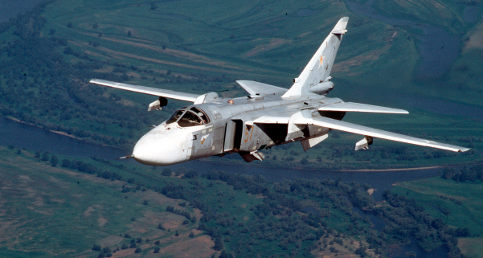Unknown planes 'belonged to Russia'