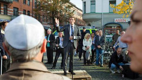 Sweden funds massive boost in Jewish security