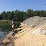 4. Bad.<br><br>  Ever seen a swimming hole in Sweden that has the word