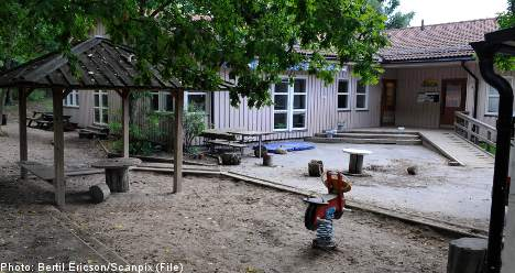 Over 40 kids hurt daily in Swedish playgrounds