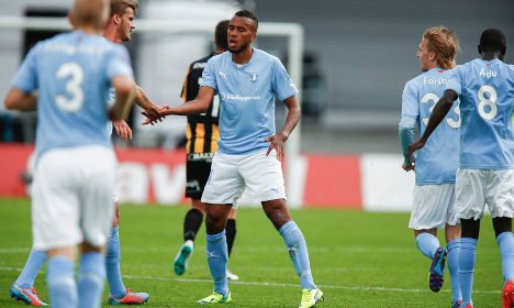 Malmö gear up for Champions League