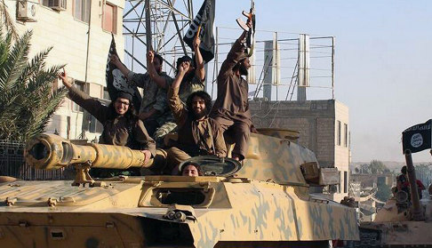 Fears for Scandinavian teens joining Isis