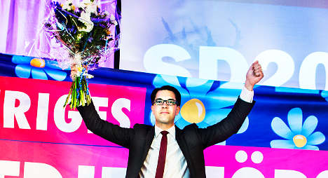 Vote quirk gives Sweden Democrats extra seats