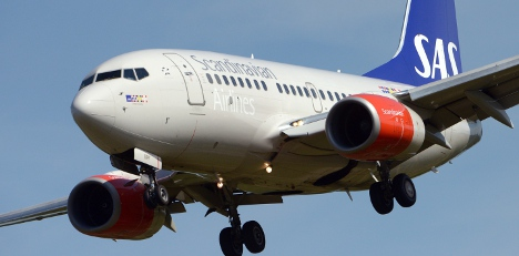 SAS workers get 'highest' airline wages