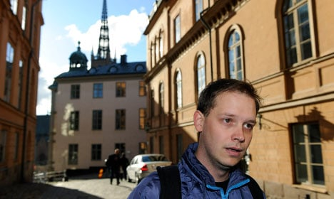 Pirate Bay Swede 'mistreated' in jail
