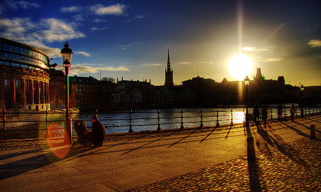Where's the best place to live in Sweden?