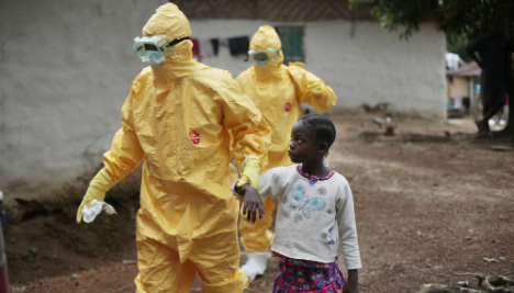 Sweden boosts Ebola fight funds