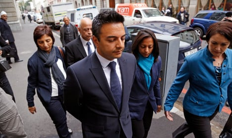 Dewani pleads not guilty as Cape Town trial starts