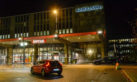Swedish doctor put 'Ebola' patient in taxi