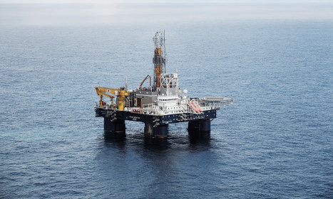 Huge Arctic oil discovery by Swedish company