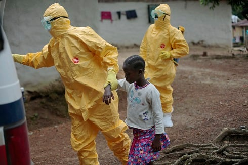 Can the world learn from the horrific Ebola scenes in West Africa?