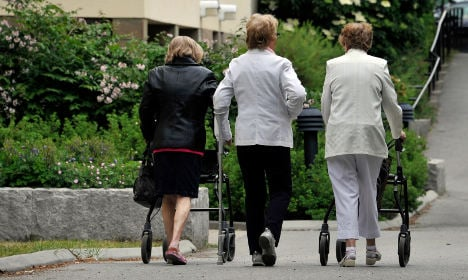 Sweden is 'second best' place to grow old