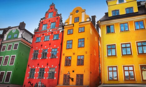 Stockholm is 'best' region for well-being
